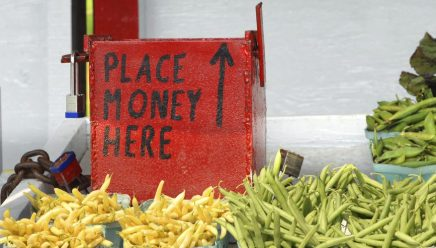 Place Money Here